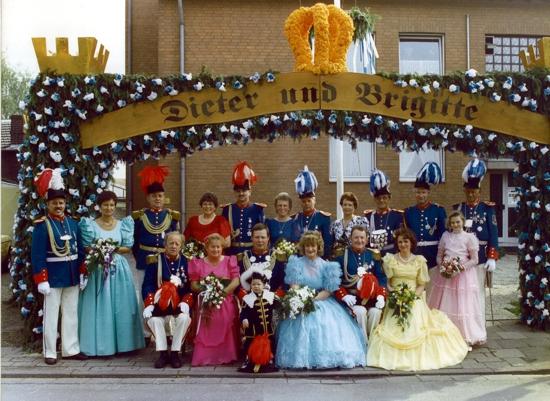 Königshaus 1990