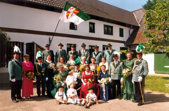 Königshaus 1997